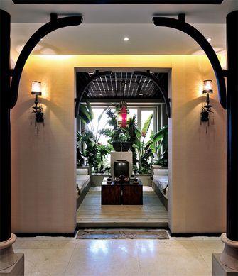 140平米四室一厅东南亚风格玄关装修效果图