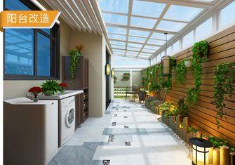 5-10万60平米三室一厅其他风格阳光房效果图