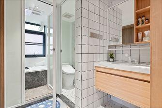 60平米日式风格卫生间图片