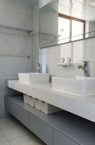 90平米北欧风格卫生间装修效果图