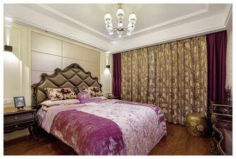 120平米美式风格卧室家具效果图