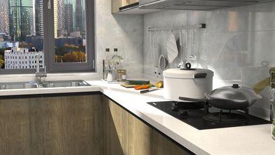 100平米三新古典风格厨房装修案例