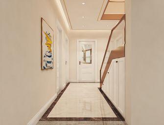 140平米三室两厅混搭风格走廊装修效果图