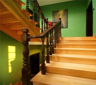 140平米别墅其他风格楼梯效果图
