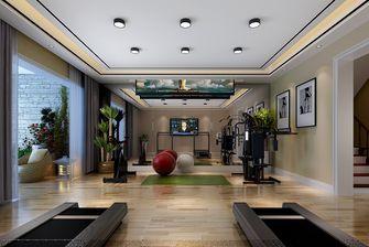 140平米别墅美式风格健身室设计图