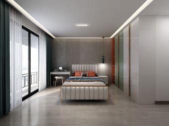 140平米英伦风格卧室装修效果图