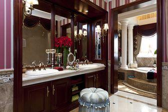 140平米四室五厅美式风格卫生间效果图