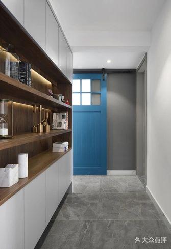 110平米三室两厅宜家风格玄关效果图