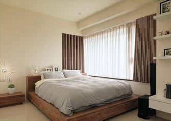 10-15万90平米一室两厅欧式风格卧室装修效果图