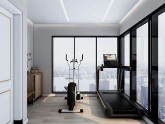 130平米四室一厅美式风格健身室装修效果图