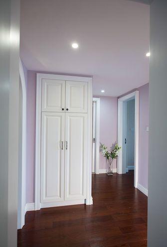 140平米三室一厅美式风格储藏室图