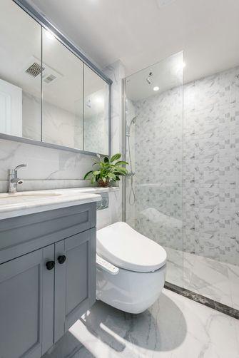 120平米复式美式风格卫生间图片