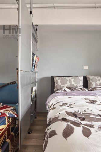 5-10万40平米小户型英伦风格卧室图片大全