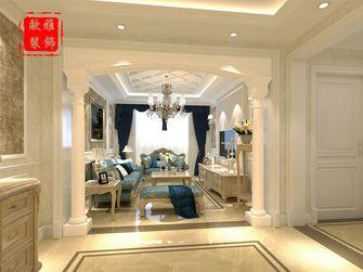 70平米一室两厅法式风格客厅欣赏图