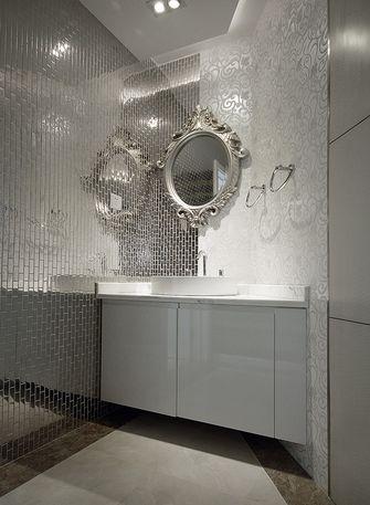 15-20万130平米三室两厅现代简约风格卫生间图片大全