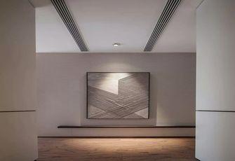 110平米三室两厅田园风格玄关图片