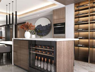 140平米四室两厅现代简约风格储藏室图片