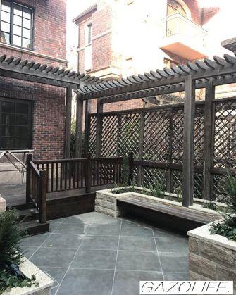 140平米别墅混搭风格阳台装修案例