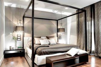 50平米公寓美式风格卧室装修效果图