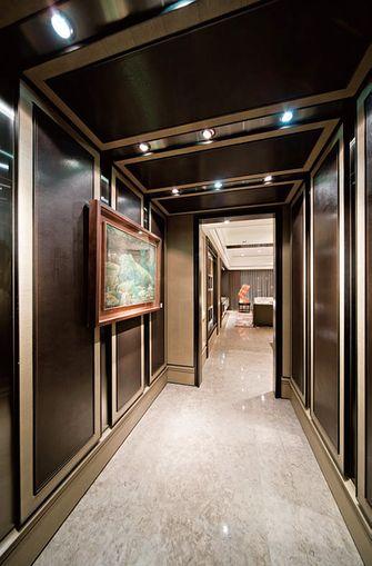 豪华型140平米四室六厅东南亚风格走廊装修案例
