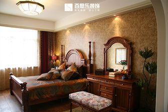 20万以上140平米四室三厅田园风格卧室图片大全