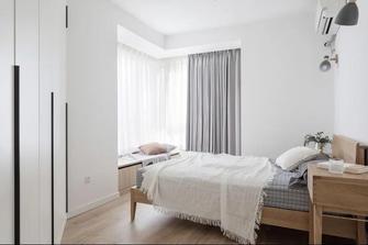 50平米日式风格卧室装修图片大全