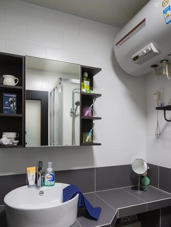 90平米三室两厅宜家风格卫生间装修案例