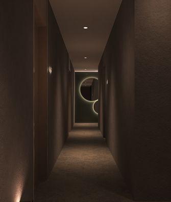 140平米现代简约风格走廊装修案例