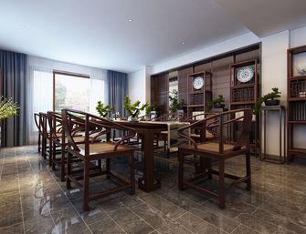 140平米复式中式风格餐厅装修效果图