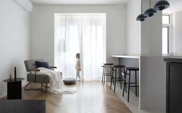 60平米复式宜家风格客厅效果图