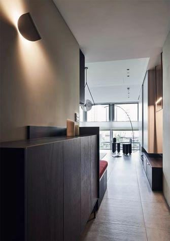 50平米一居室现代简约风格玄关装修效果图