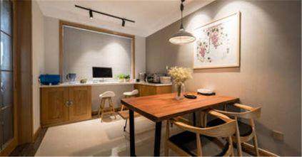 100平米公寓北欧风格餐厅装修效果图