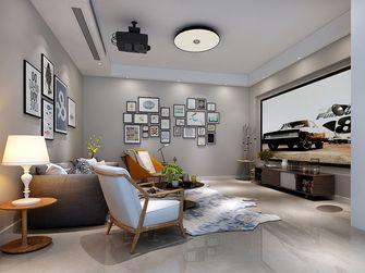 20万以上140平米别墅北欧风格影音室效果图