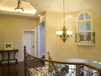 15-20万140平米别墅欧式风格楼梯装修案例