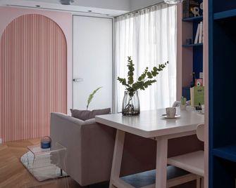 50平米宜家风格餐厅设计图