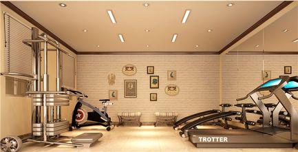 140平米别墅地中海风格健身室装修效果图