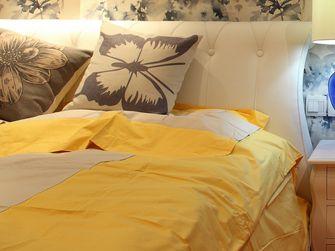 70平米一室两厅美式风格卧室欣赏图