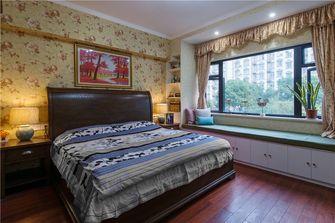 120平米三美式风格卧室图