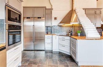 140平米宜家风格厨房装修效果图