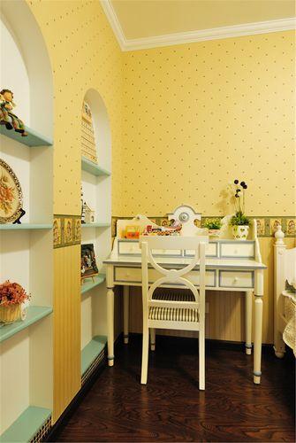 130平米三室两厅地中海风格梳妆台图
