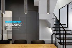 20萬以上110平米三現代簡約風格樓梯間裝修案例