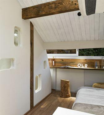 120平米三室一厅混搭风格阁楼装修图片大全