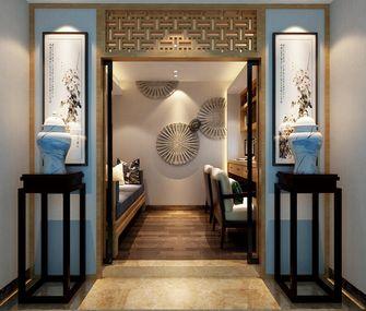 20万以上140平米四室两厅中式风格楼梯装修效果图