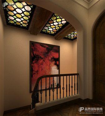140平米别墅地中海风格楼梯间效果图