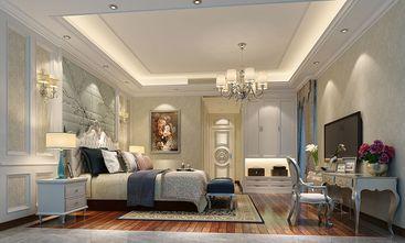 140平米四室四厅欧式风格卧室欣赏图