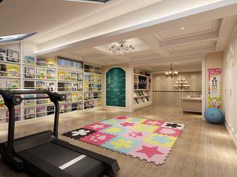 140平米别墅美式风格健身室图