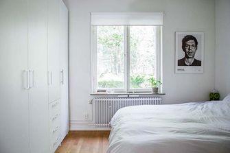 50平米一室一厅现代简约风格卧室图