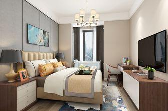 140平米复式欧式风格卧室图片