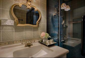 120平米三室两厅欧式风格卫生间装修案例