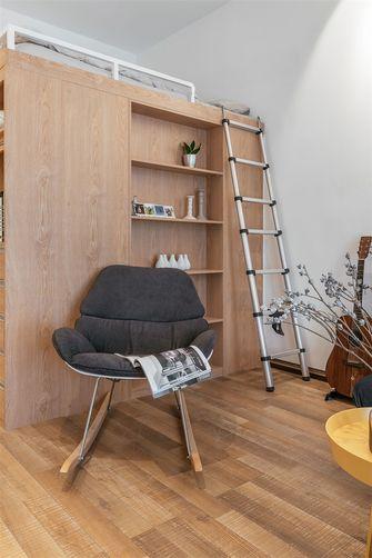 80平米北欧风格储藏室欣赏图